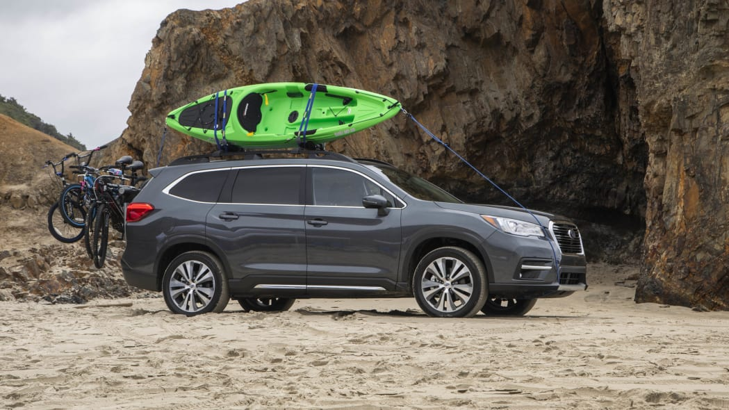 2020 Subaru Asent profile