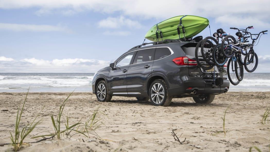 2020 Subaru Asent rear