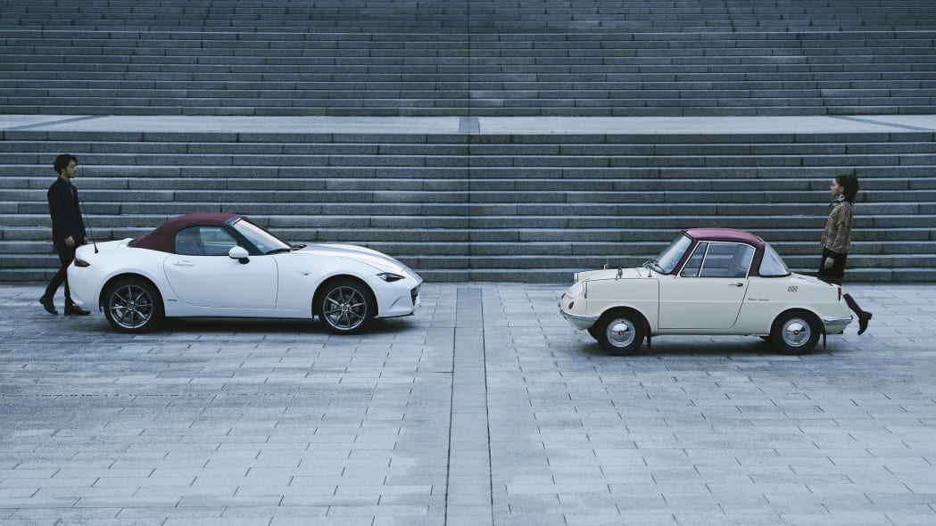 100th Anniversary Special Edition Mazda MX-5 Miata