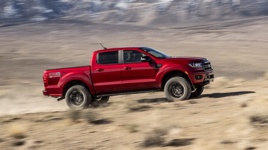 2021 Ford Ranger Performance Packages