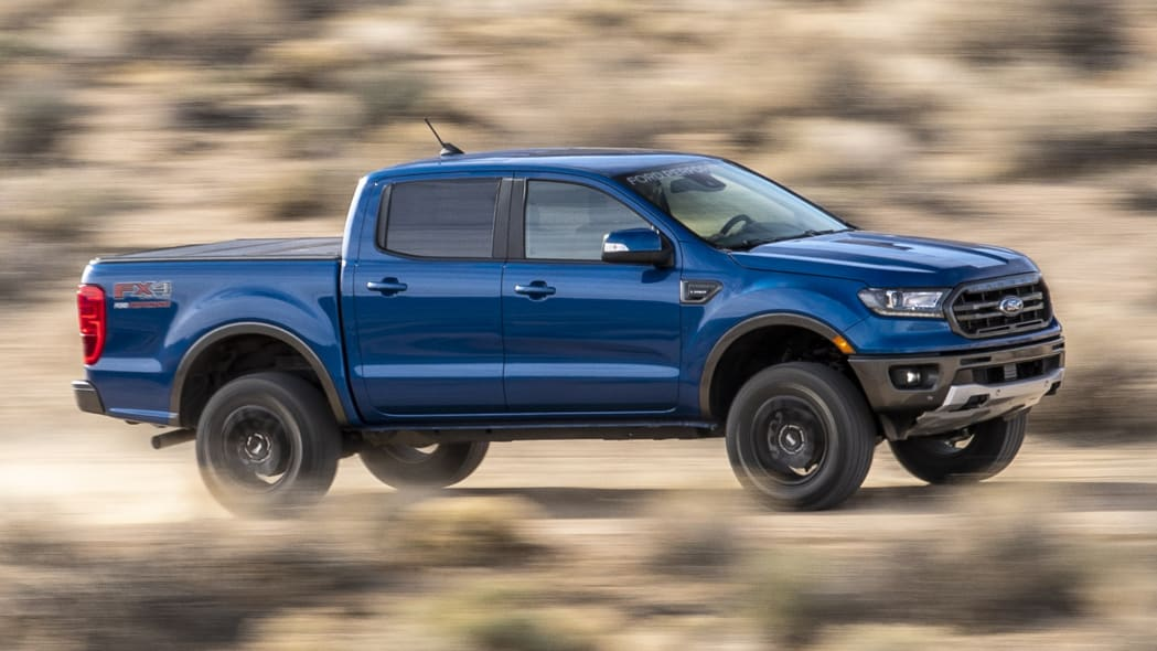 2021 Ford Ranger Performance Package 1
