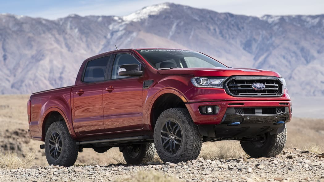 2021 Ford Ranger Performance Package 2