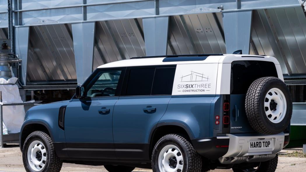 Land Rover Defender Hard Top