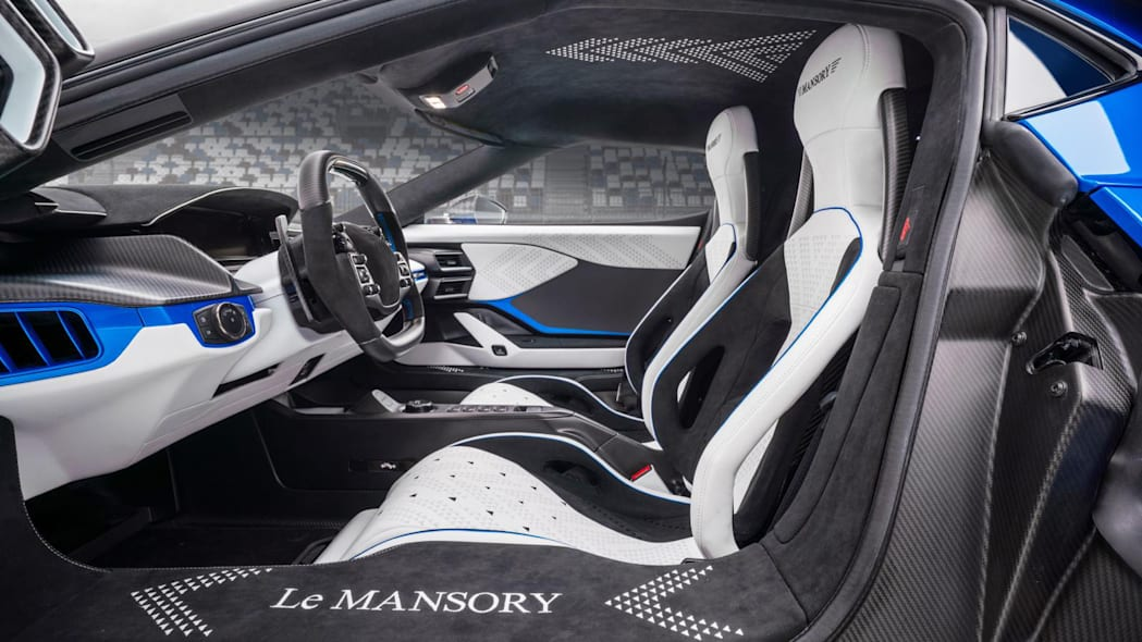 "Mansory Ford GT ""Le Mansory"""