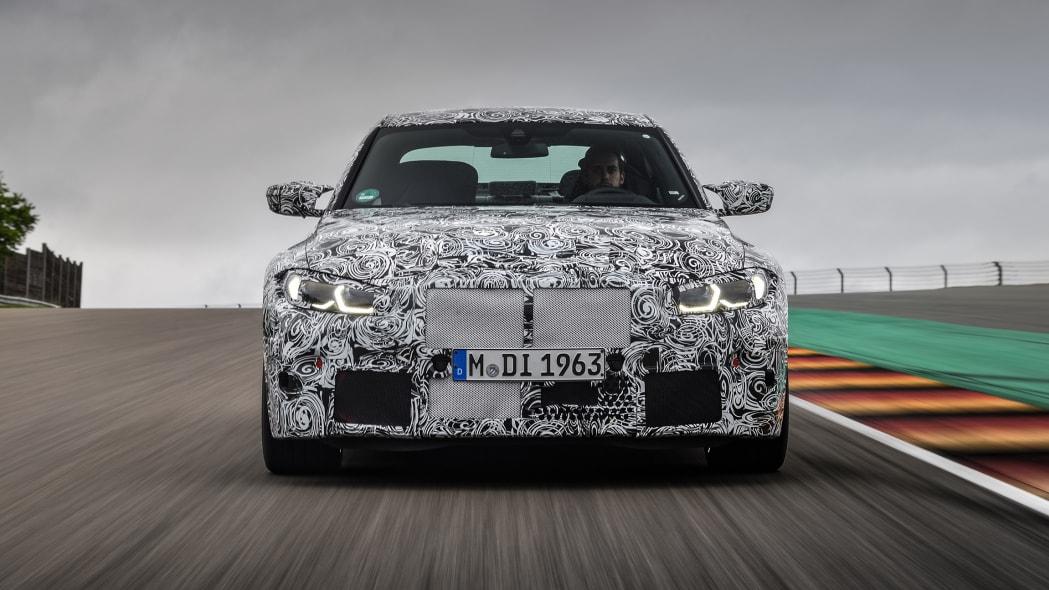 2021 BMW M3 Prototype