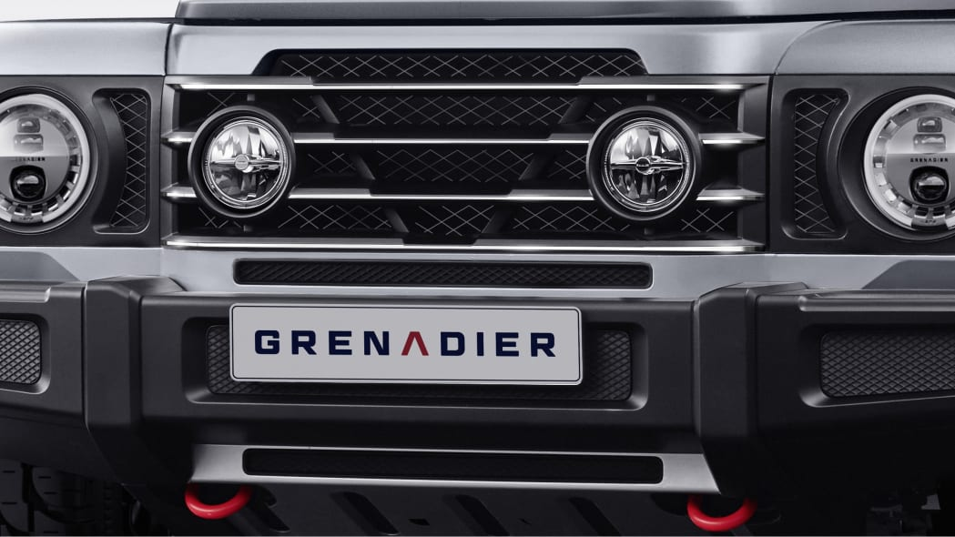 INEOS Grenadier Image 9b Grille EMBARGO 00.01 BST 1 JULY 2020