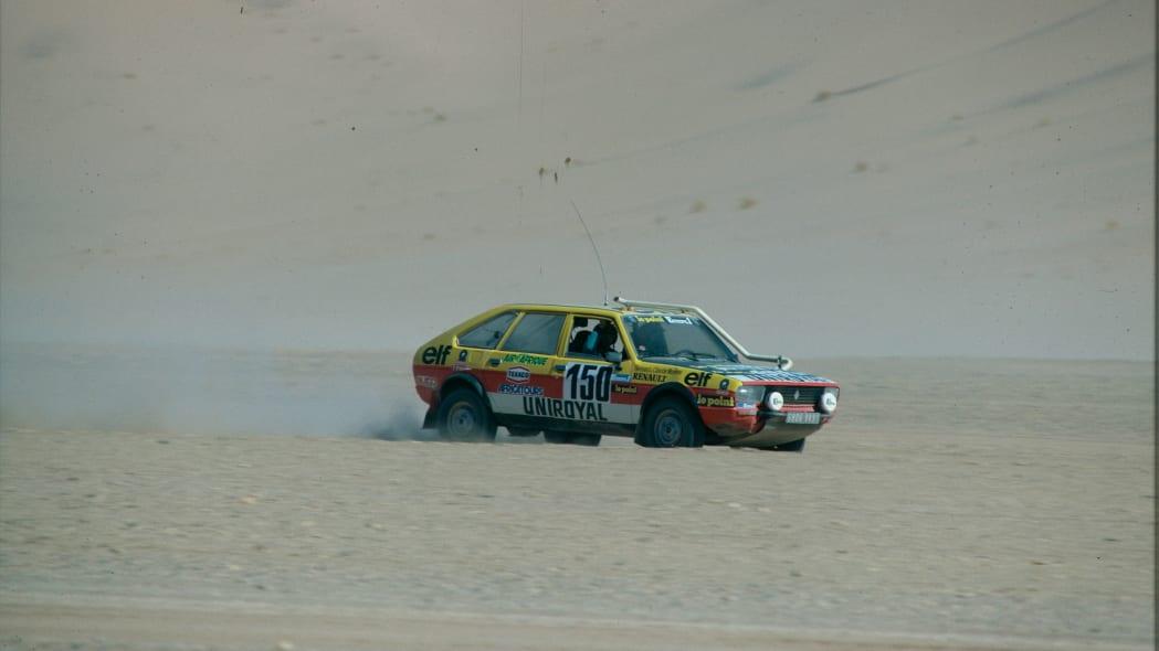 1982 Renault 20 Turbo 4x4