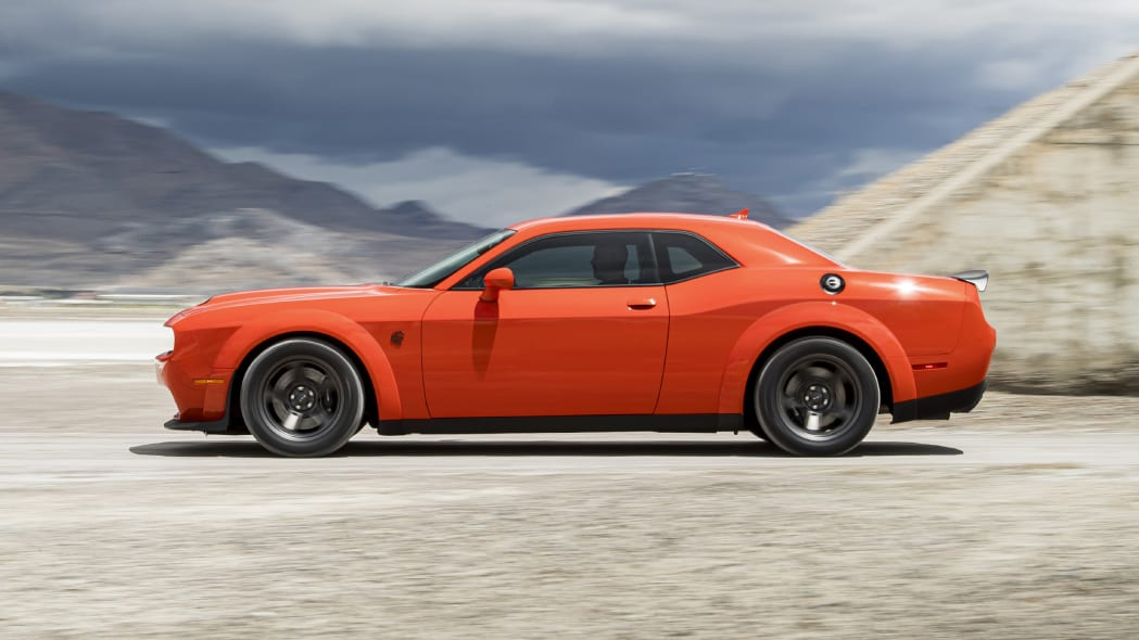 2020 Dodge Challenger SRT Super Stock