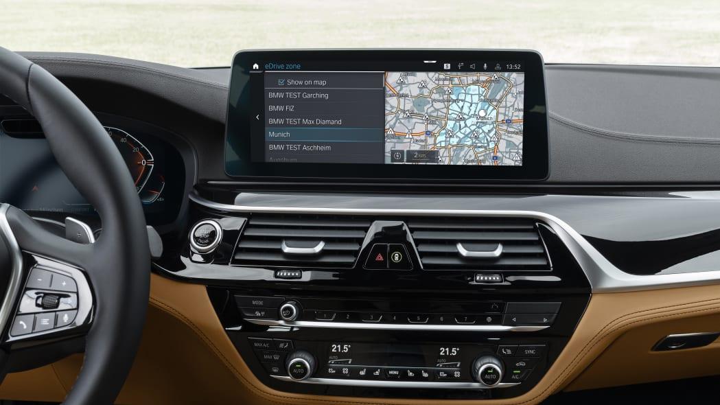 BMW iDrive 7.0