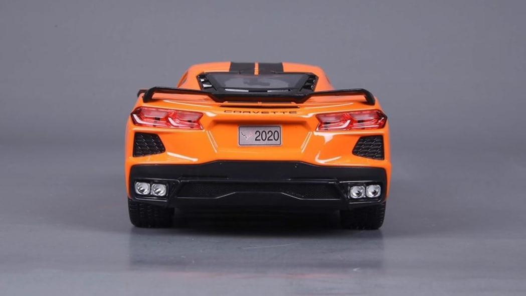 1/18-scale 2020 Chevrolet Corvette