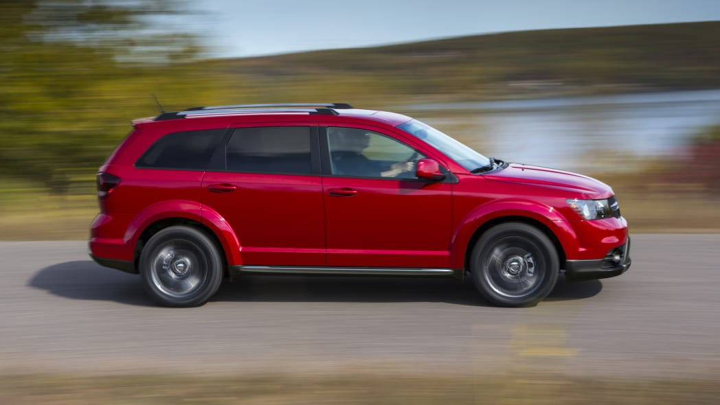 dodge grand caravan and journey models discontinued for