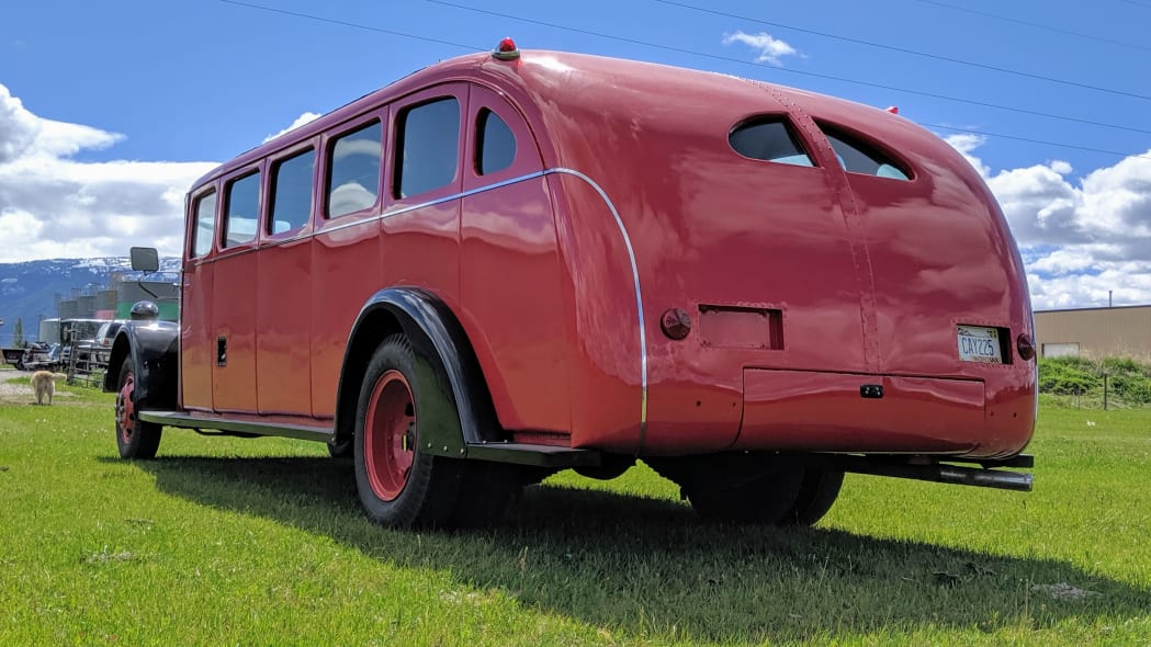Legacy-Classic-Trucks-Mount-Rainier-Kenworth-Motor-Coach-Rear-Angle