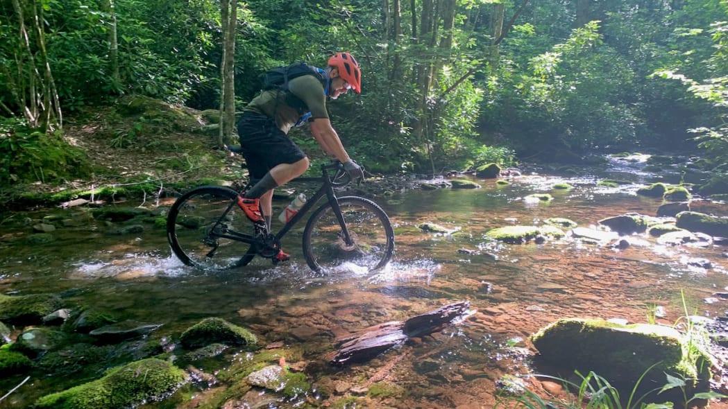 Biking in Covid Dale Esbin 14