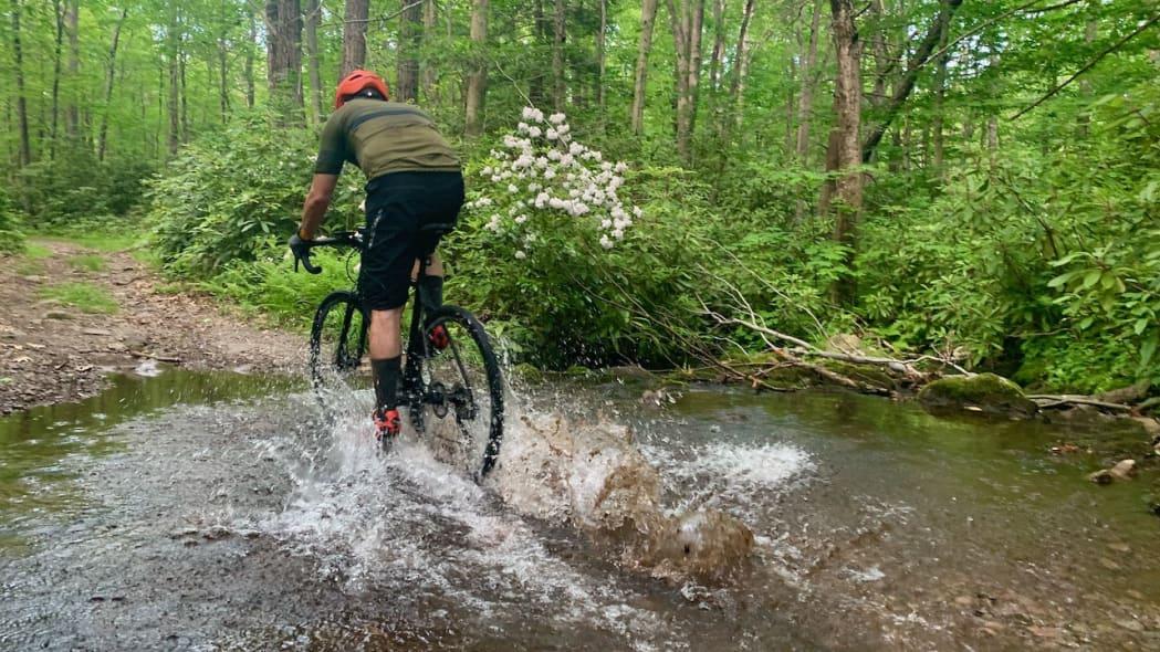Biking in Covid Dale Esbin 6