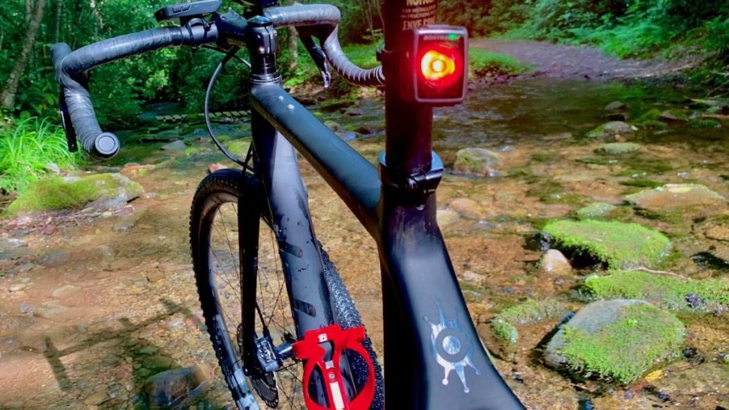 Biking in Covid Dale Esbin 10