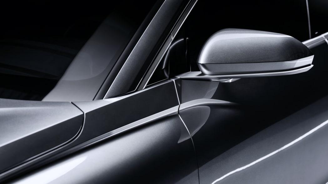 Audi Q4 Sportback E-Tron concept studio photo 11