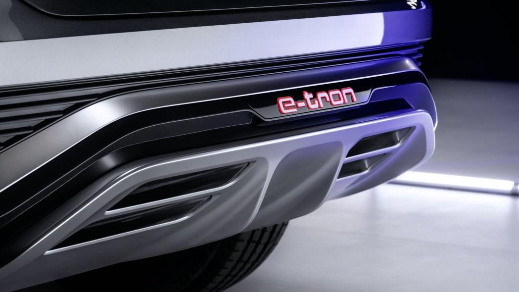 Audi Q4 Sportback E-Tron concept studio photo 27