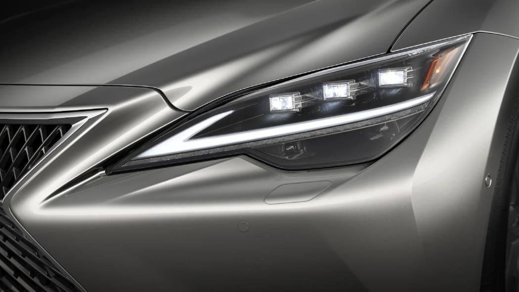 2021 Lexus LS