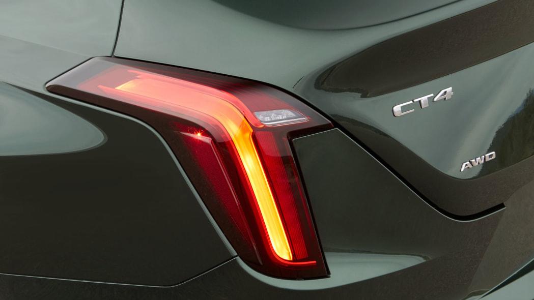 2020 Cadillac CT4 Luxury