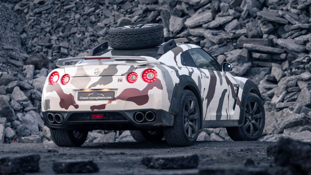Classic Youngtimers Nissan GT-R