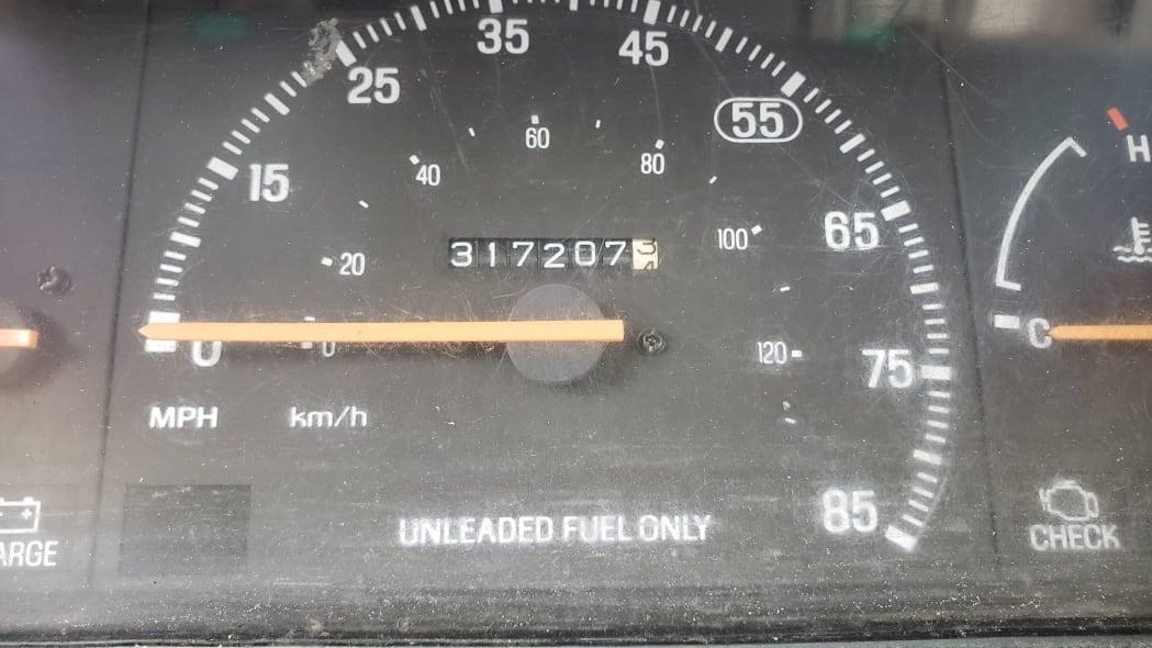 29 - 1991 Ford Festiva in Colorado Junkyard - photo by Murilee Martin