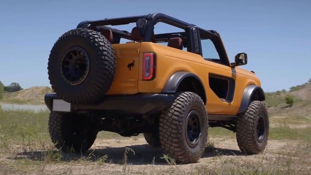 2021 Ford Bronco 2-Door