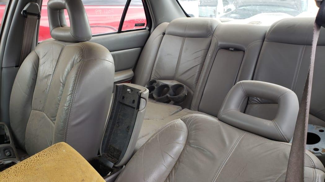 16 - 2000 Buick Regal GSE in Colorado Junkyard - photo by Murilee Martin
