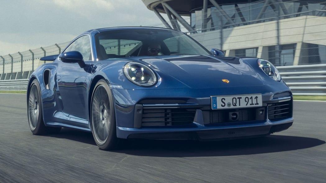 2021 Porsche 911 Turbo