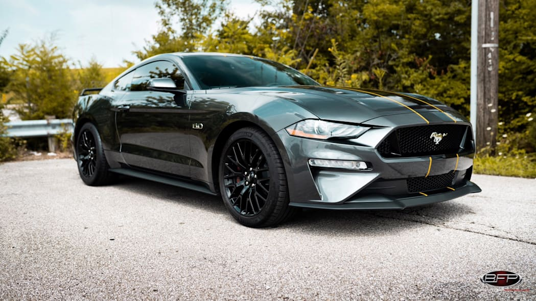 Beechmont Ford Performance Roush-Charged Mustang