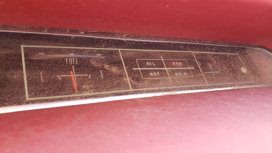 11 - 1962 Chevrolet in Colorado Junkyard - photo by Murilee Martin