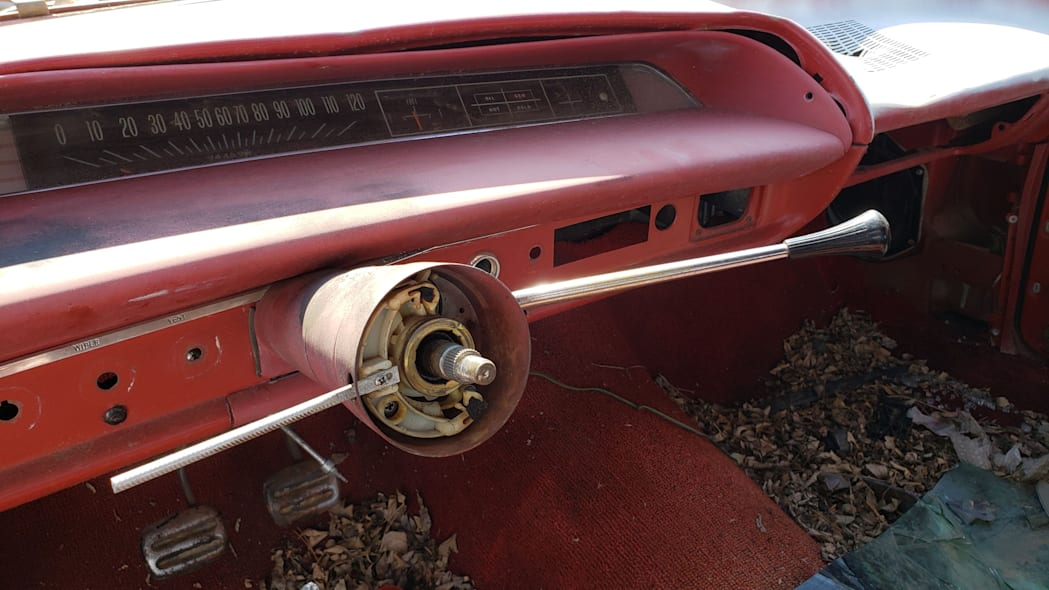 14 - 1962 Chevrolet in Colorado Junkyard - photo by Murilee Martin