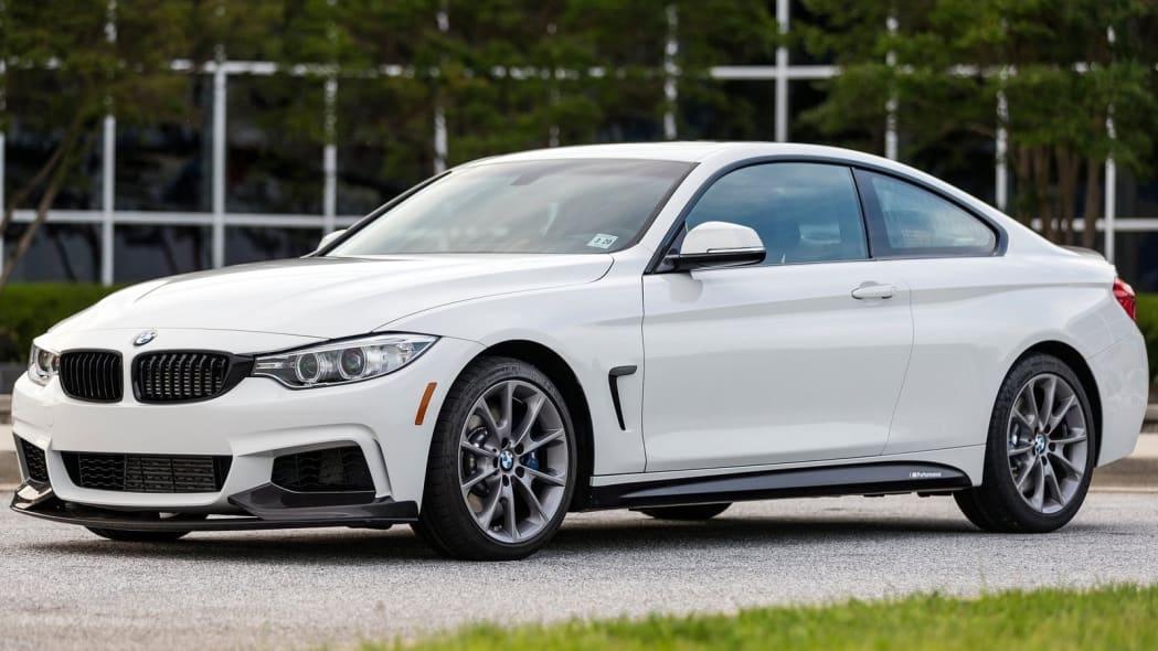 8. BMW 4 Series