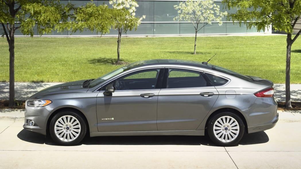 2. Ford Fusion Hybrid