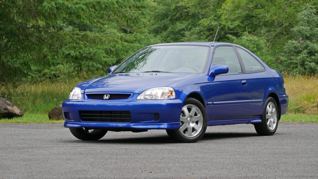 1999 Honda Civic Si front 34