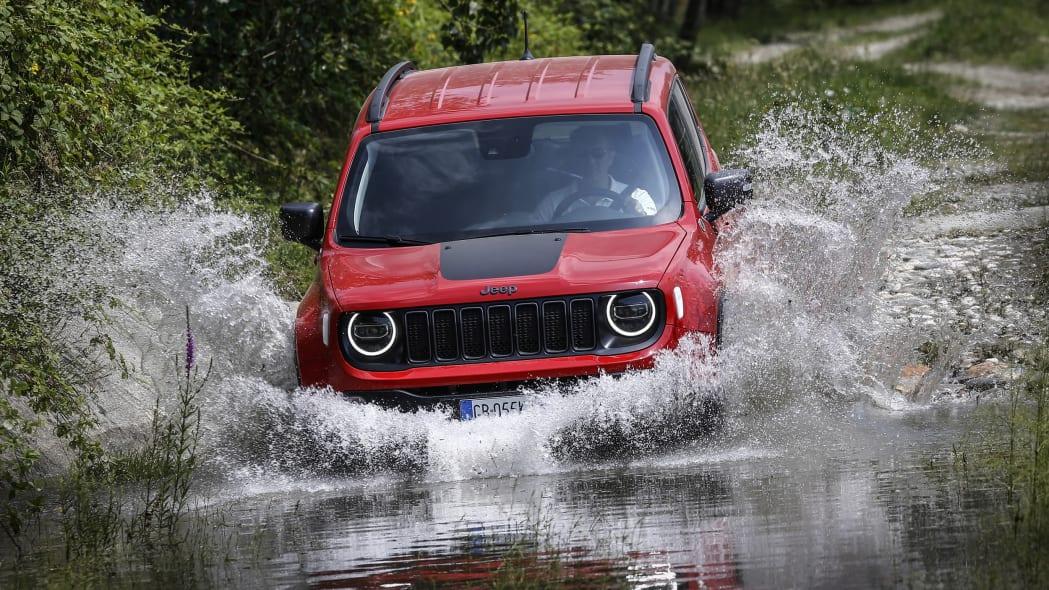 2021 Jeep Renegade 4xe
