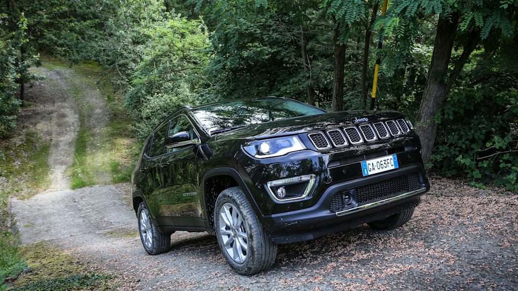2021 Jeep Compass 4xe