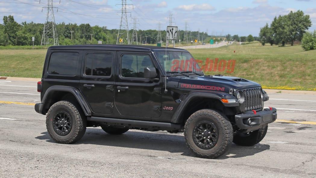 Jeep Wrangler 392 prototype