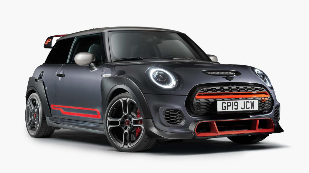 2021 Mini John Cooper Works GP