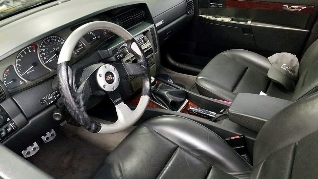 Cadillac Catera V8