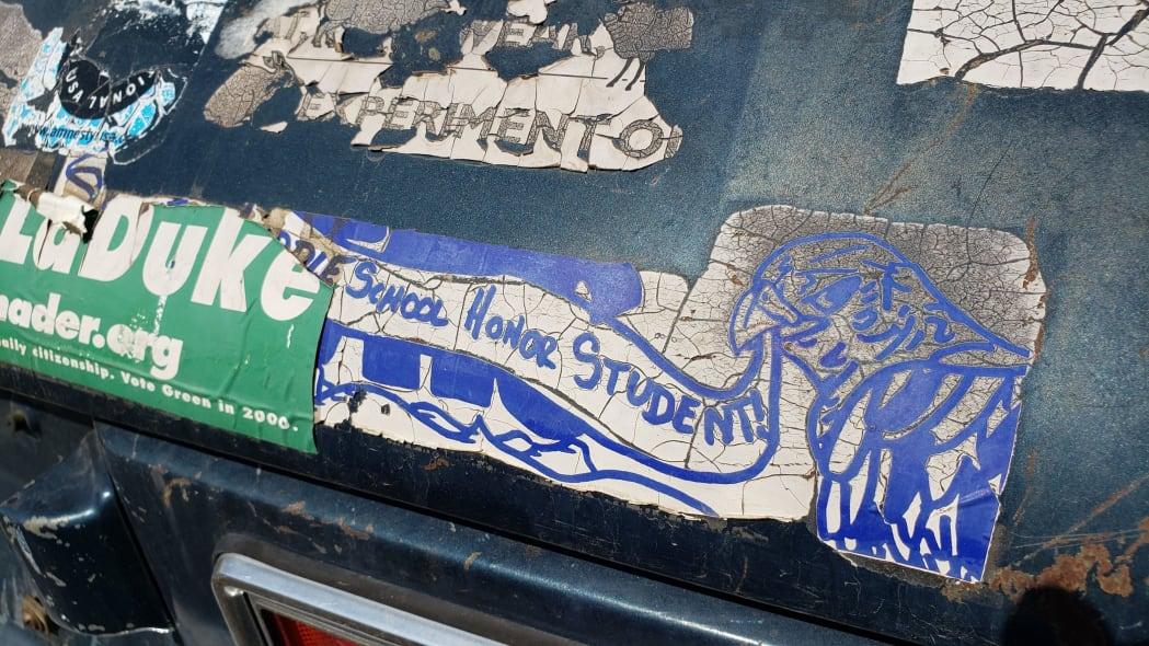 27 - 1979 Chevrolet Chevette in Colorado junkyard - Photo by Murilee Martin