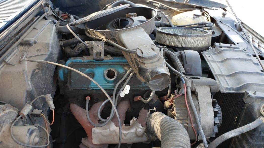 49 - 1979 Chevrolet Chevette in Colorado junkyard - Photo by Murilee Martin