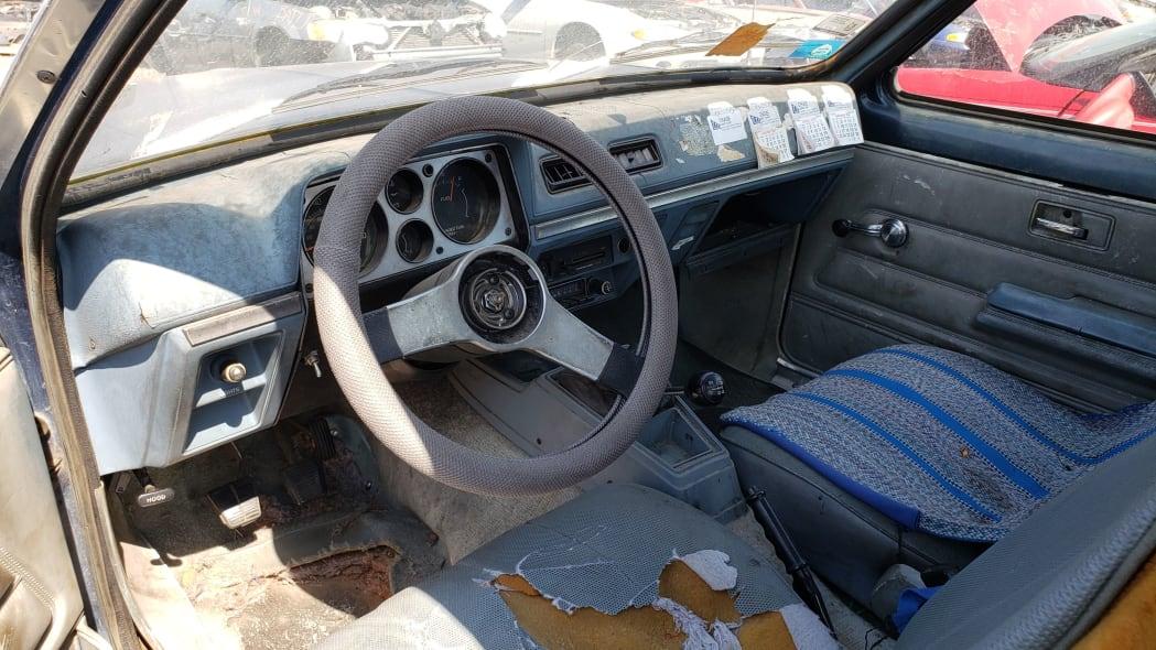 73 - 1979 Chevrolet Chevette in Colorado junkyard - Photo by Murilee Martin