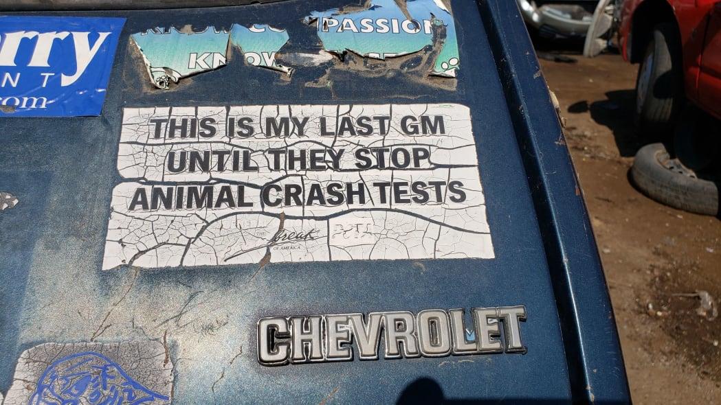 90 - 1979 Chevrolet Chevette in Colorado junkyard - Photo by Murilee Martin