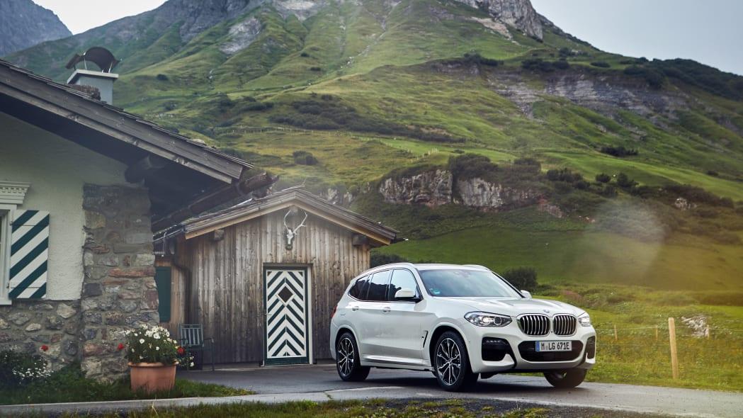 2020 BMW X3 xDrive 30e (euro)