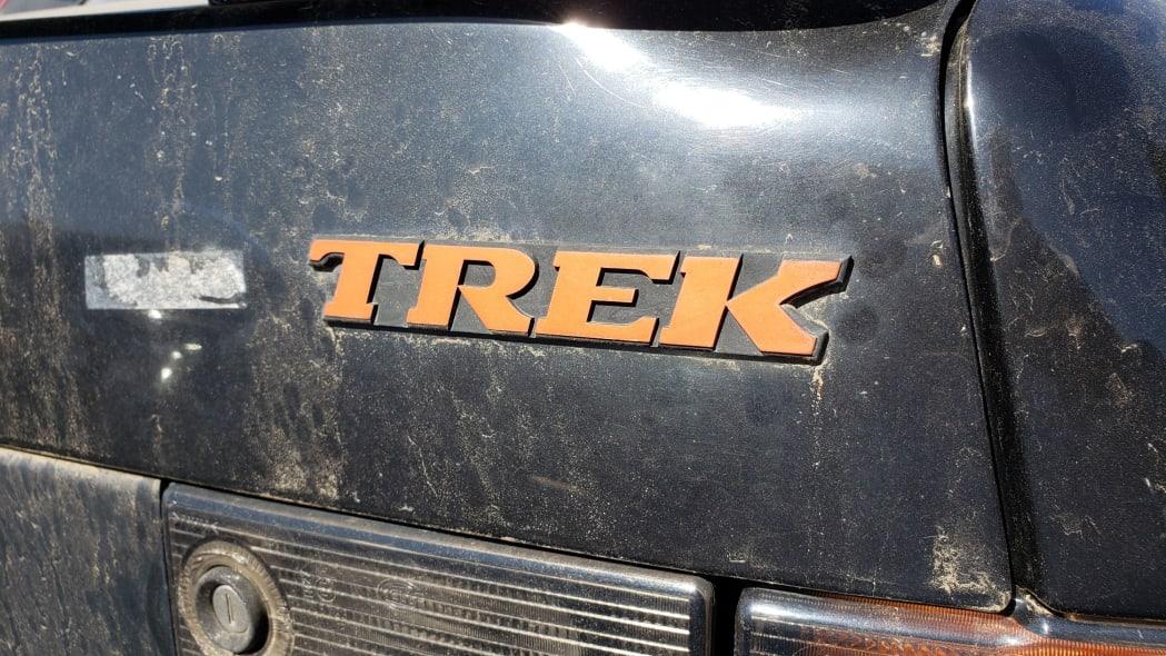 03 - 1997 Volkswagen Jetta Trek Edition in Colorado junkyard - Photo by Murilee Martin