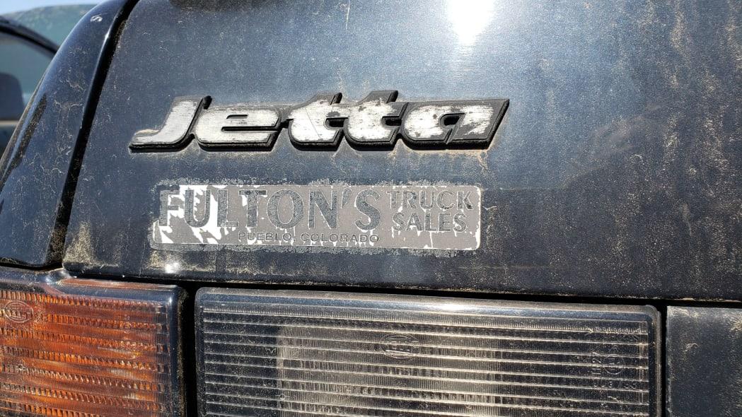 07 - 1997 Volkswagen Jetta Trek Edition in Colorado junkyard - Photo by Murilee Martin