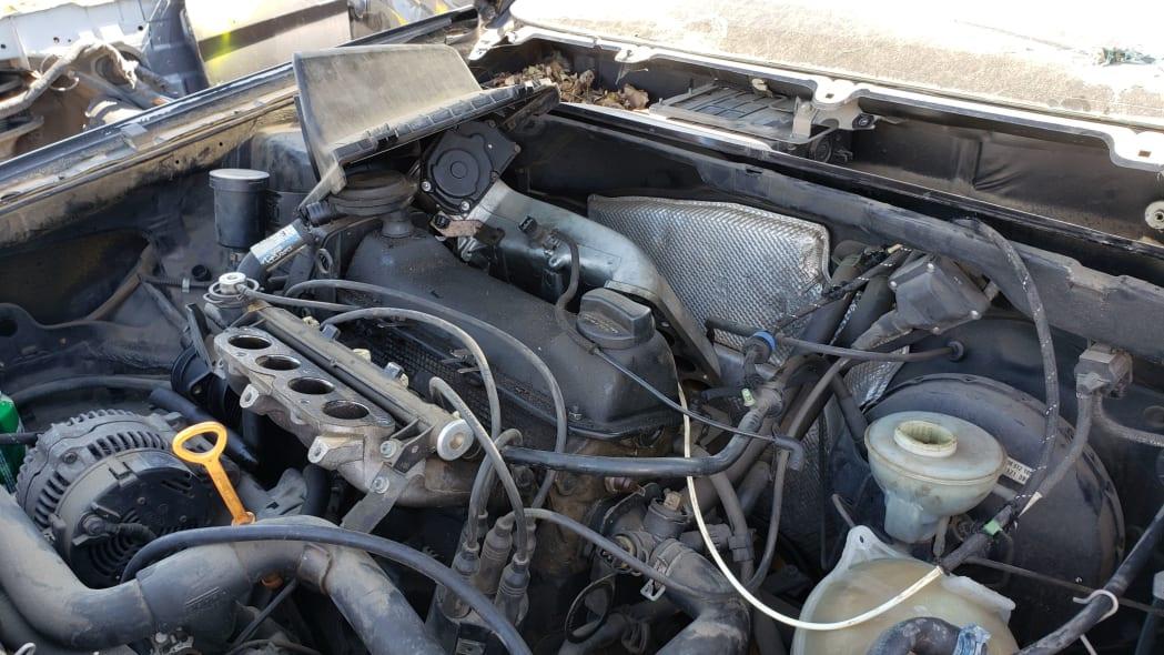 17 - 1997 Volkswagen Jetta Trek Edition in Colorado junkyard - Photo by Murilee Martin