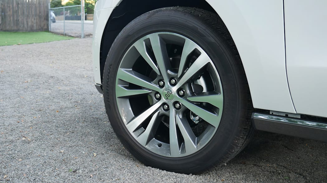 2020 Ford Expedition King Ranch wheel