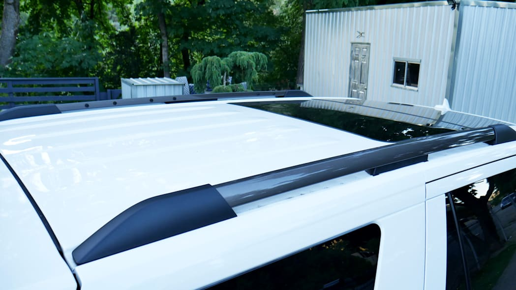 2020 Ford Expedition King Ranch roof rails