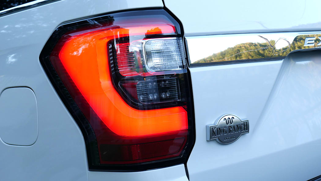 2020 Ford Expedition King Ranch taillight